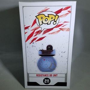 Funko Other - Funko POP! Star Wars Resistance BB Unit (#211)